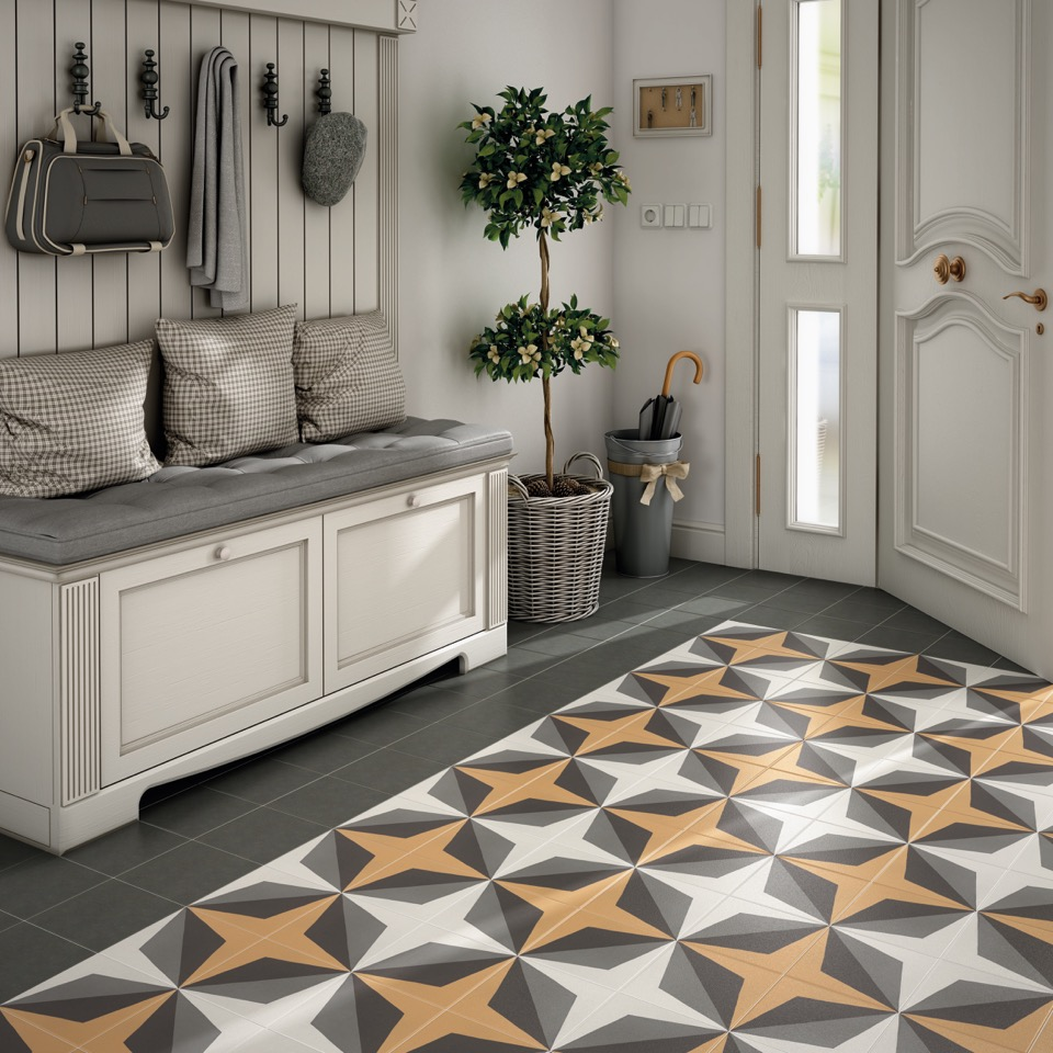 Tips on how to create a statement hallway we hope this blog offers much need inspiration and dont forget that real stone tiles experts are always on hand in the cheadle showroom to help you dailygadgetfo Images